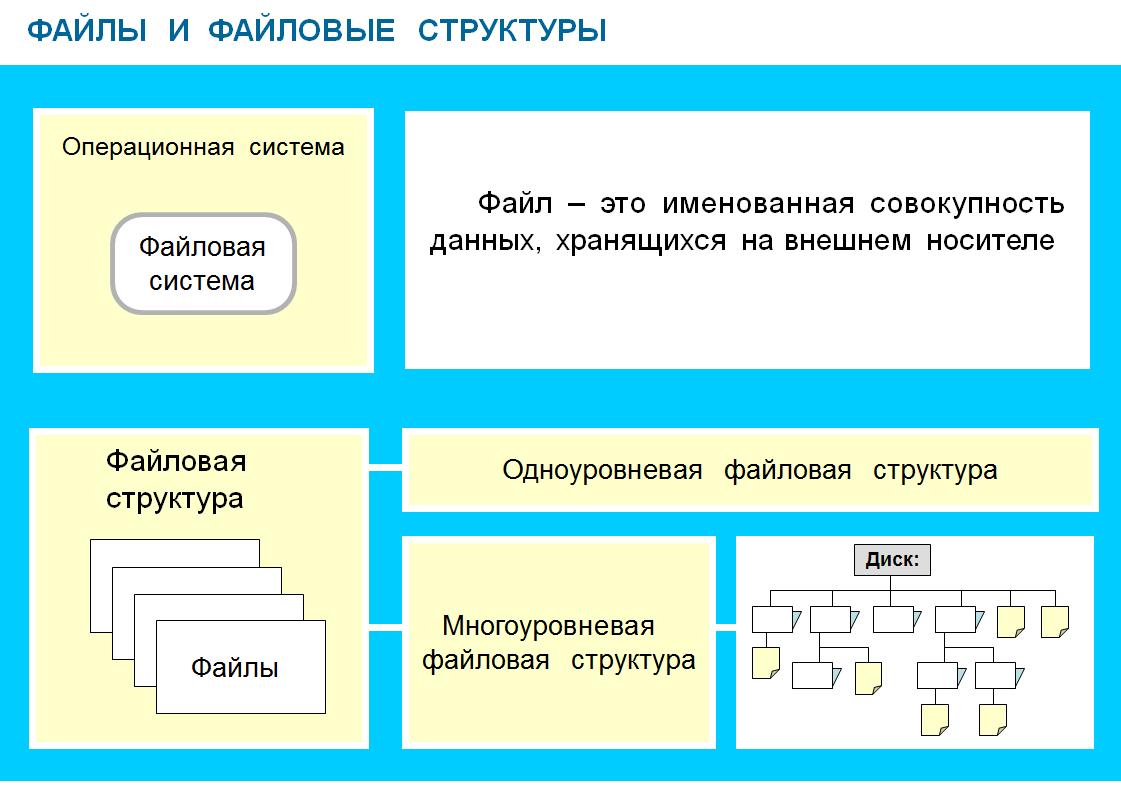 Информатика класс Тесты презентации контрольные работы 11 Файлы Файловая система